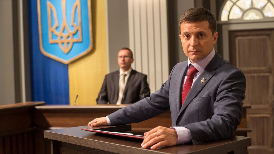 В роли президента: «Слуга народа» и еще 5 главных сериалов Украины ...