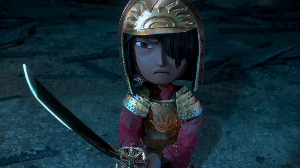 Аниматоры поддержали челлендж каскадеров. В их ролике дерутся робот и самурай