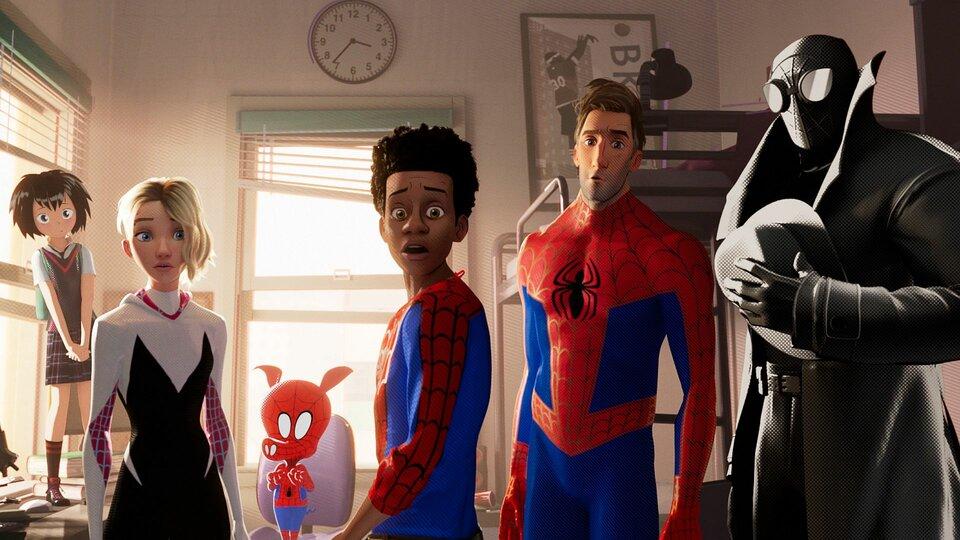 «Человек-паук: Через вселенные»