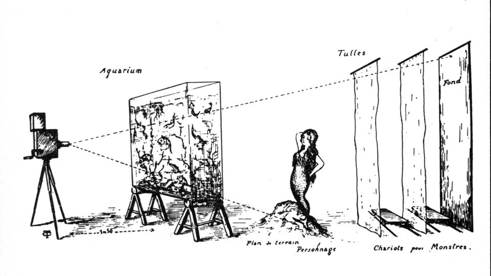 Рисунок Мельеса