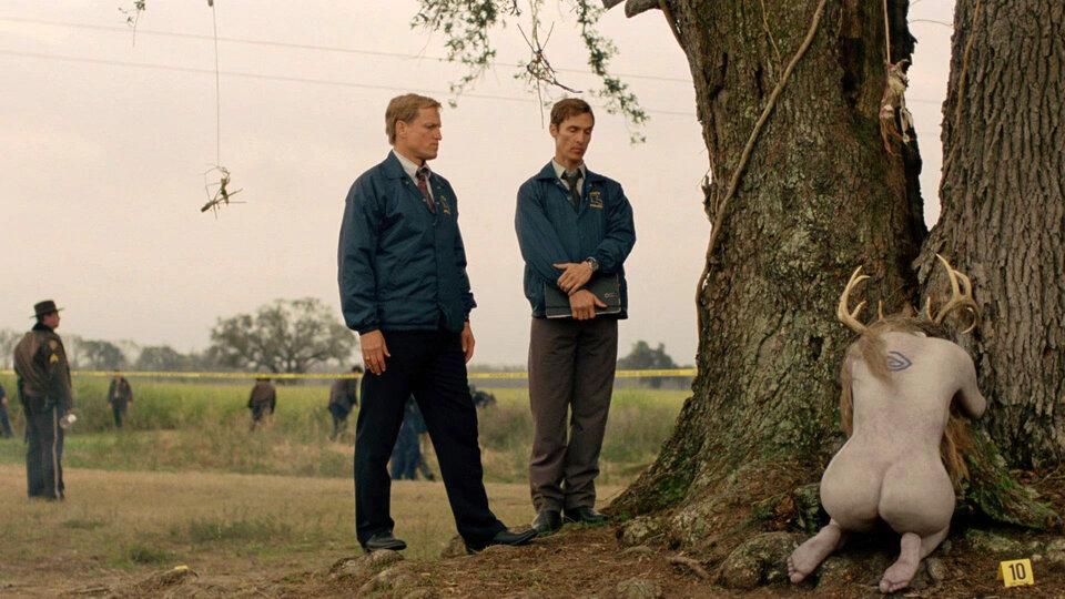 «Настоящий детектив», первый сезон. Первое знакомство со зловещим культом
