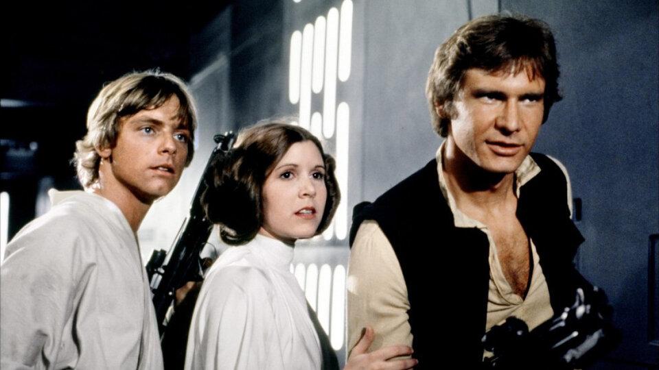 «Звездные войны: Эпизод 4 — Новая надежда»