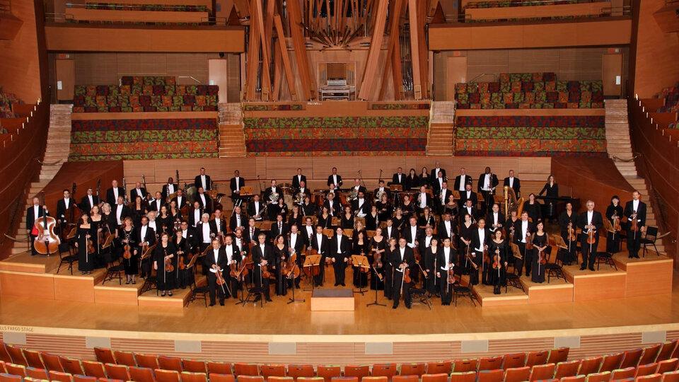 Густаво Дудамель и Филармонический оркестр Лос-Анджелеса
