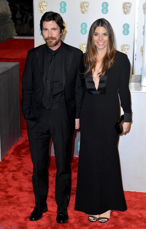 Кристиан Бэйл и Сиби Блэйзик / Фото: Getty Images