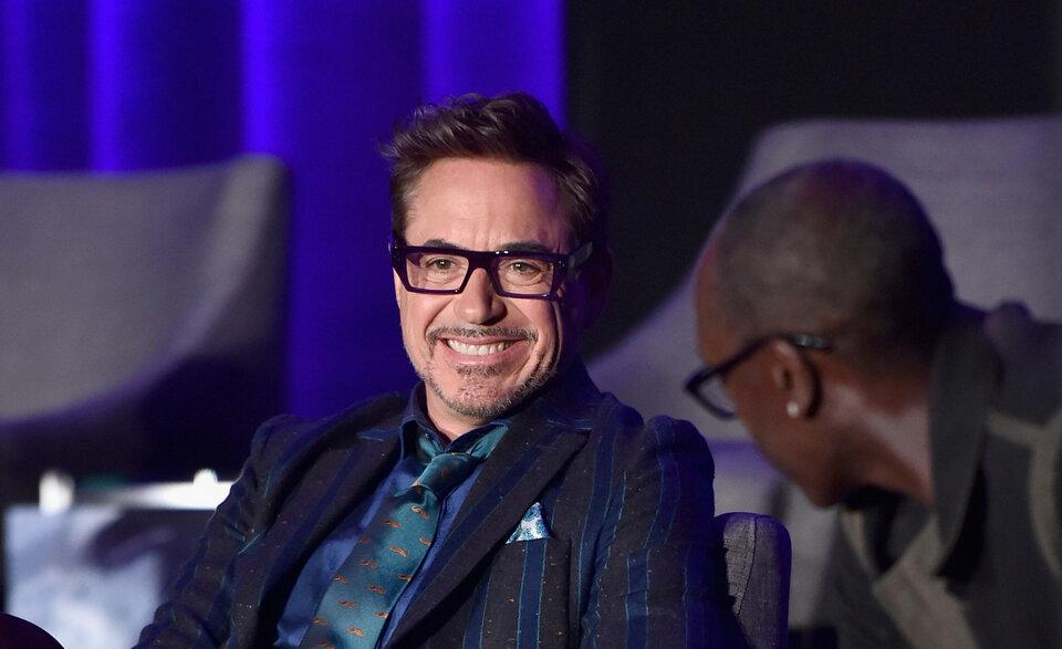 Роберт Дауни мл. и Дон Чидл / Фото: Getty Images for Marvel