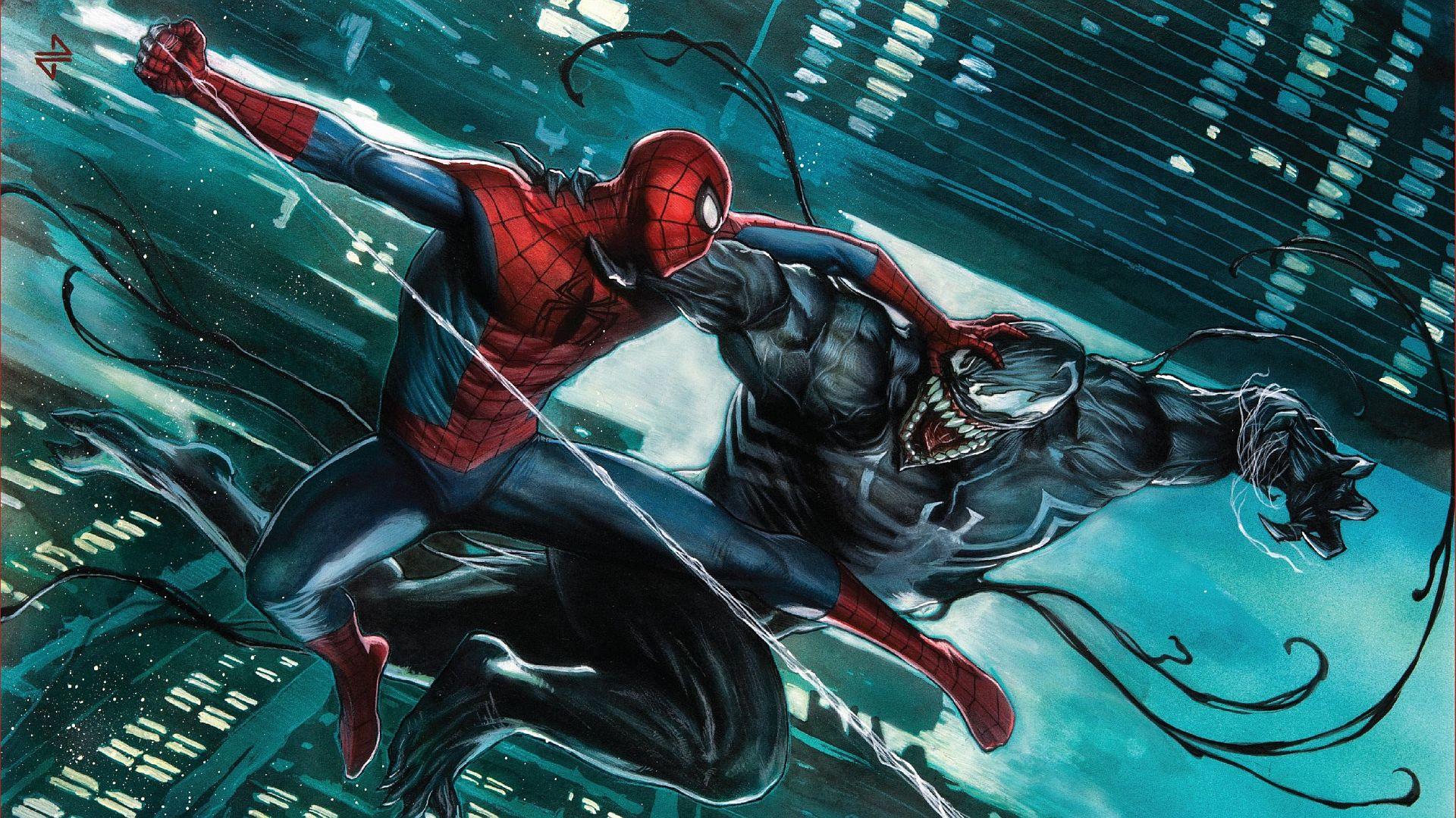 Человек-паук и Веном могут встретиться в будущем фильме ...
