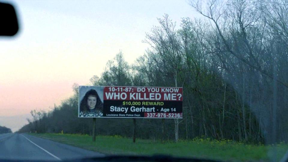 «Настоящий детектив», первый сезон: Тот самый билборд