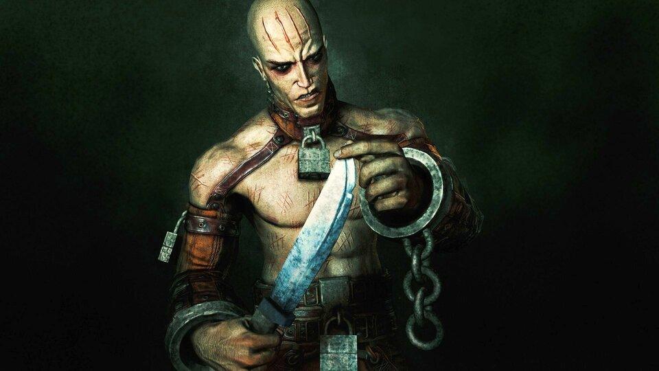 Виктор Зас в игре «Batman: Arkham Asylum»