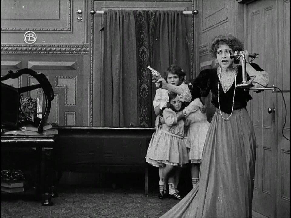 «Уединенная вилла» (1909)