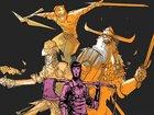 Дэн Мазо и Райан Ингл перепишут экранизацию комикса «Ковбой ниндзя викинг»