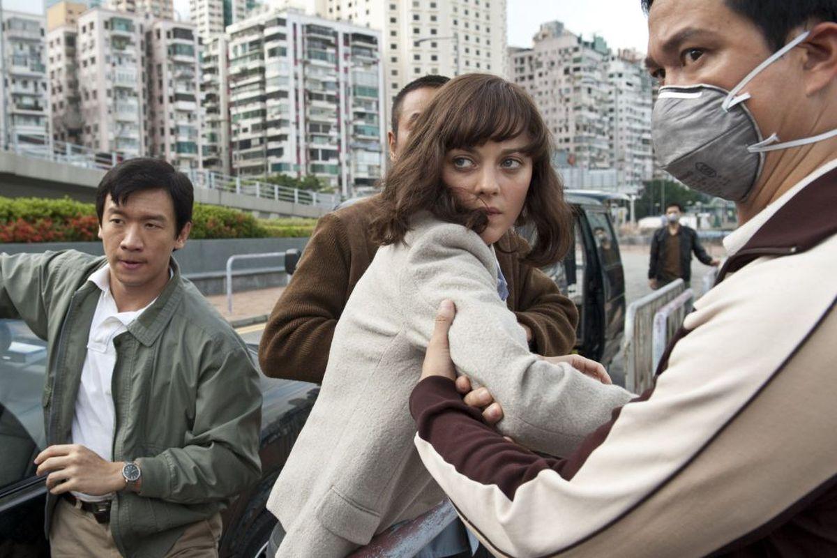Фильм «Заражение» 2011 года неожиданно получил второе дыхание