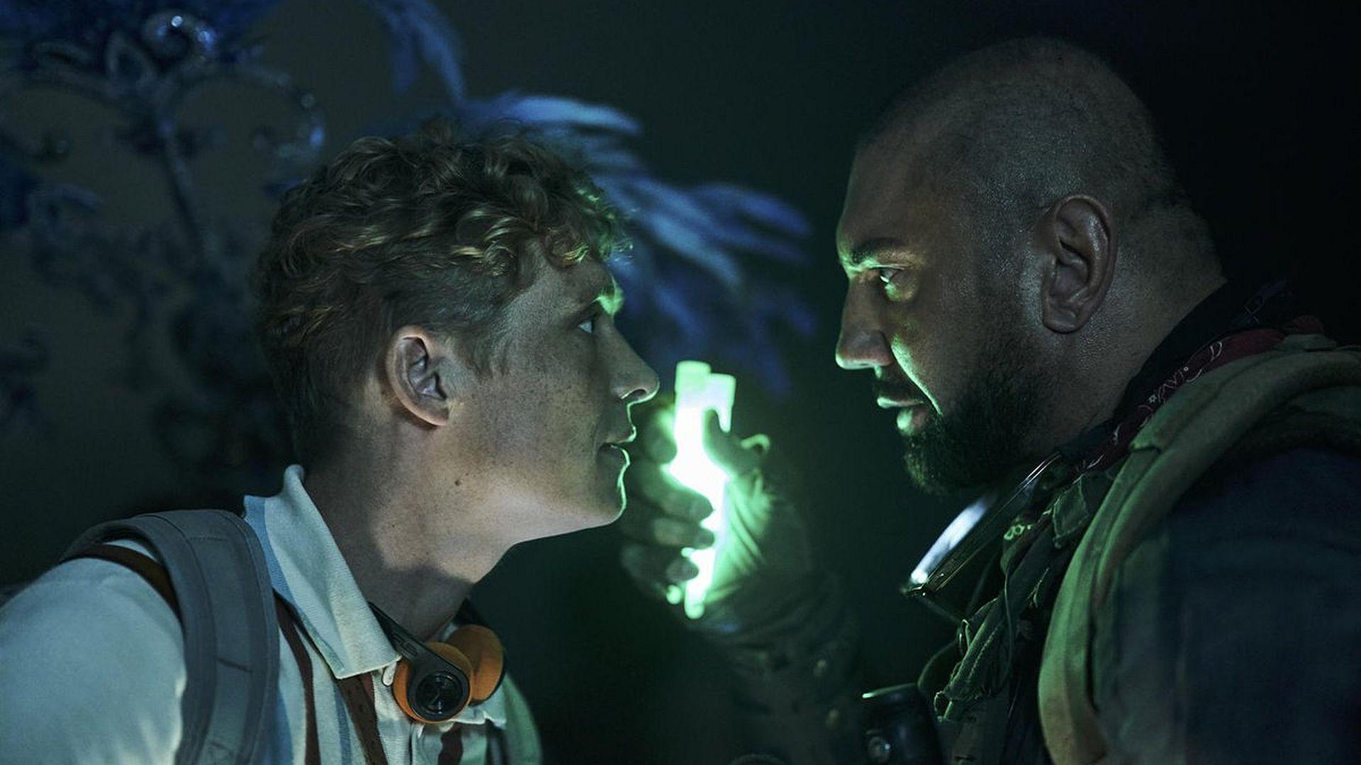 Дэйв Батиста против зомби впервом тизер-трейлере «Армии мертвецов» Зака Снайдера