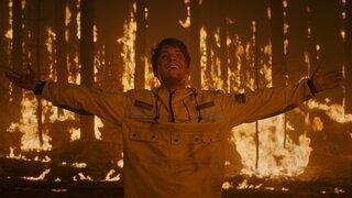 Снимать «Огонь» было действительно страшно! Иван Янковский иТихон Жизневский рассказали о жарких съемках