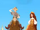 Скелеты Забавы и трех богатырей: Как рисуют «Наследницу престола»