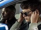 Первые кадры нового фильма Эдгара Райта «Юный водитель»