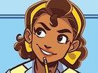 Рашида Джонс экранизирует комикс о девочке-детективе