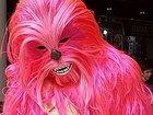 Розовый Чубакка и надувные Хатты: На конвенте «Звёздных войн»