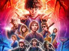 Третий сезон «Очень странных дел» увидит свет 4 июля