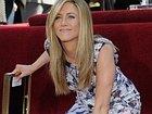 Дженнифер Энистон получила звезду на голливудской «Аллее славы»