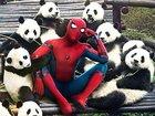 Человек-паук наслаждается китайской культурой на новых постерах