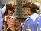 Д`Артаньян и три мушкетера возвращаются по обе стороны океана