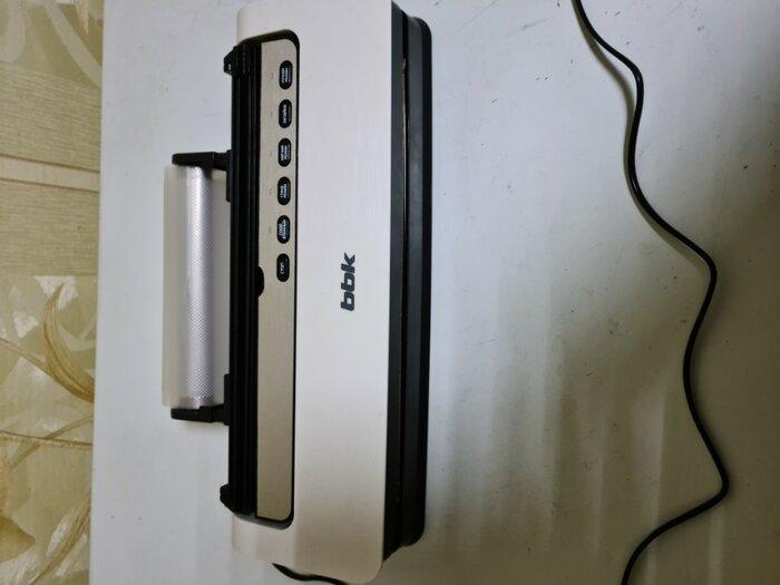 вакуумный упаковщик bbk bvs801 инструкция