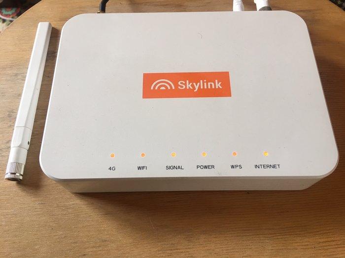 скайлинк интернет для дачи