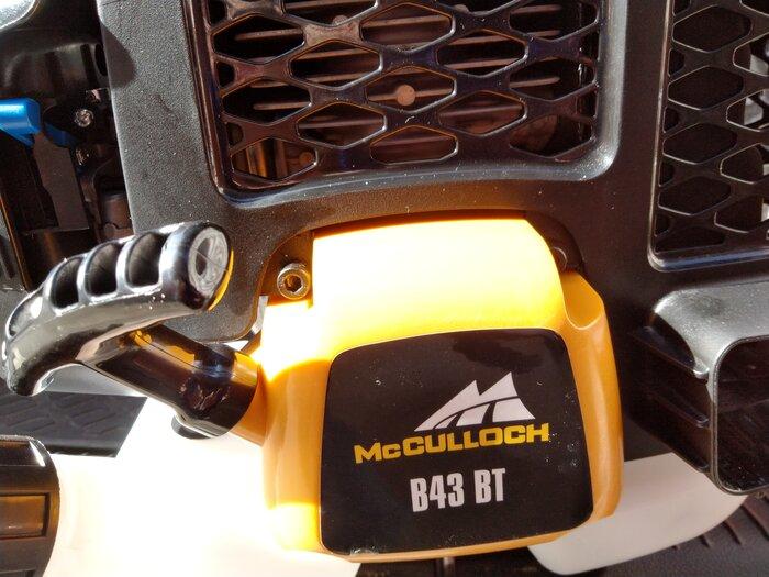 триммер бензиновый Mcculloch Bt B43 Bt
