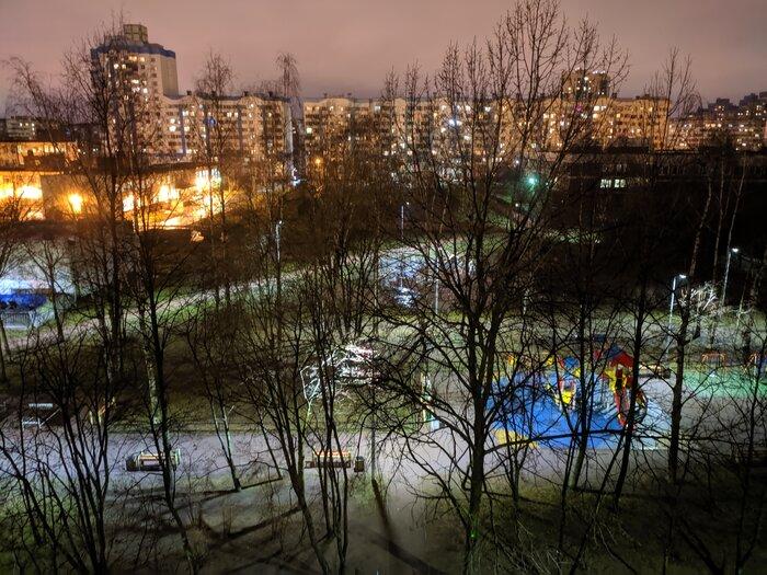 как сделать фото ночью на фотоаппарате установить ее