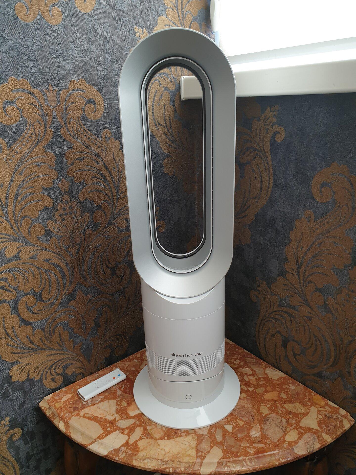 Тепловентилятор dyson am09 hot dyson cool цена