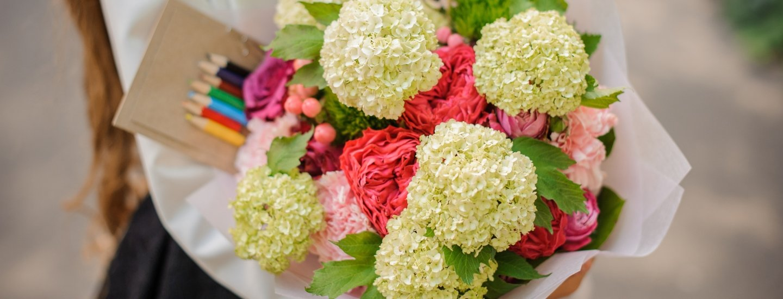 Розовых недорогие букет цветы для учителя стол