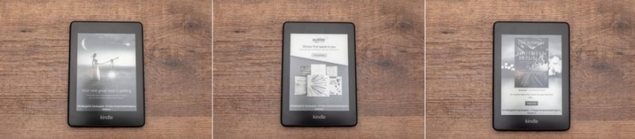 Сравниваем электронные книги Kindle Paperwhite 2018 32 GB и