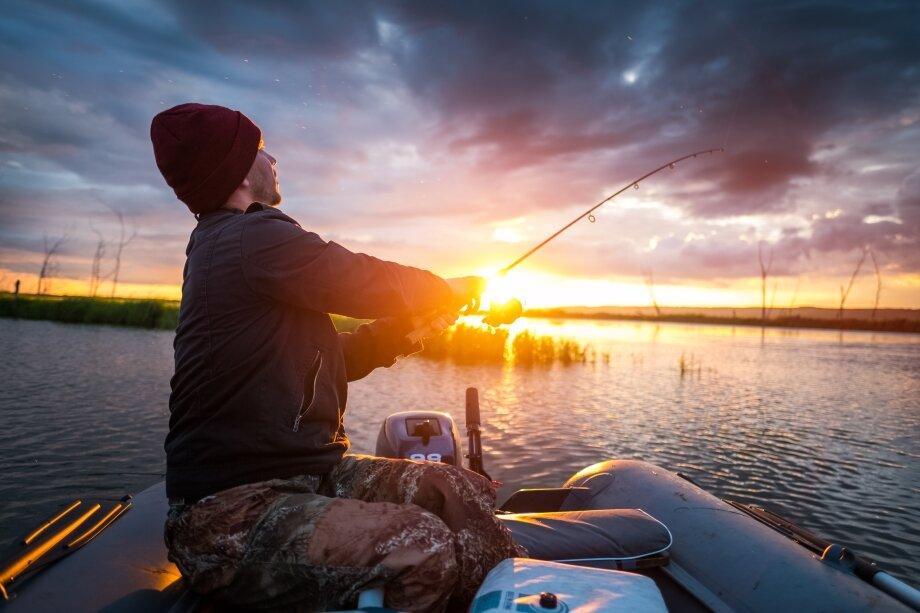 картинка ловить рыбу в лодке являются американскими патриотами