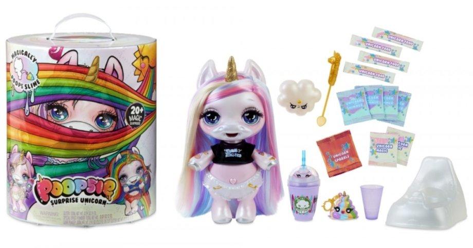 Poopsie Unicorn — единорог, который покорил детей