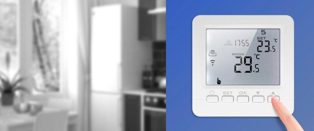 Что нужно знать при выборе терморегулятора для тёплого пола — советы по  выбору в Журнале Маркета