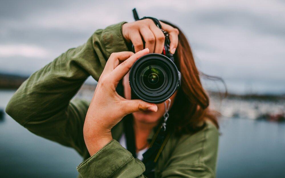Все о фотографии для начинающих