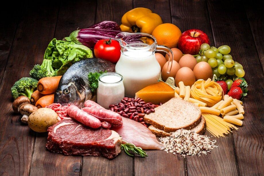 картинки мясо фрукты комбинации