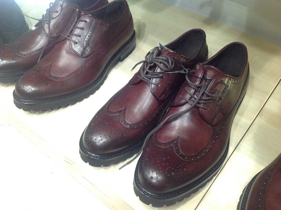 Броги— идеальная пара обуви под джинсы, чиносы или другие брюки модных расцветок
