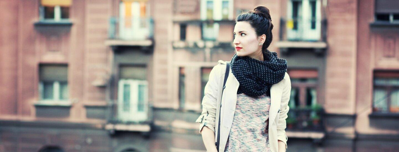 d2d53d110390 Как завязать платок или палантин — подборка в Журнале Маркета