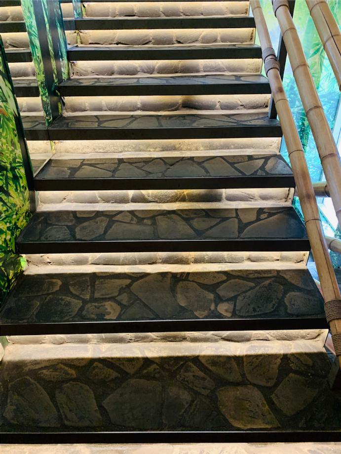 какая лестница занимает меньше всего места