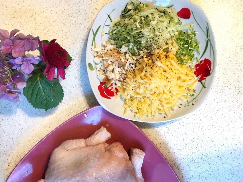 Вэтом блюде лучше использовать сыры полутвёрдых сортов: российский, гауда, тильзитер