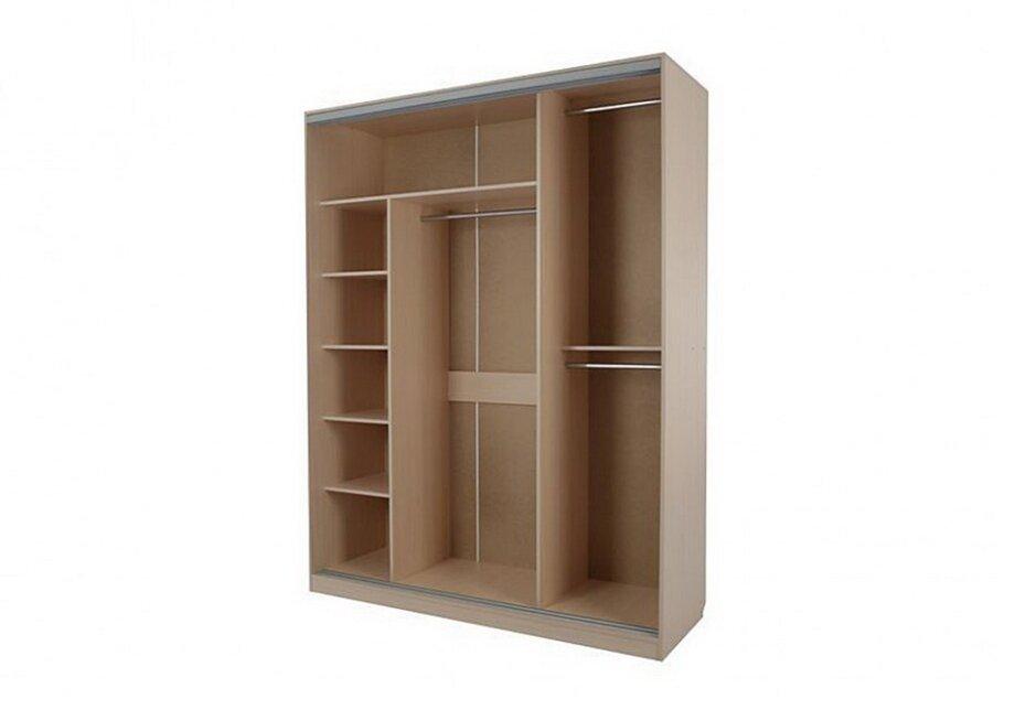 Важно выбрать подходящую «начинку» шкафа, чтобы имбыло удобно пользоваться