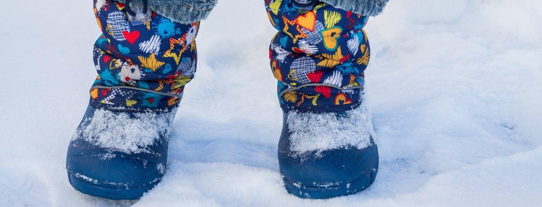 9f76ebf4 4 пары детской обуви для зимы и ранней весны — подборка в Журнале ...