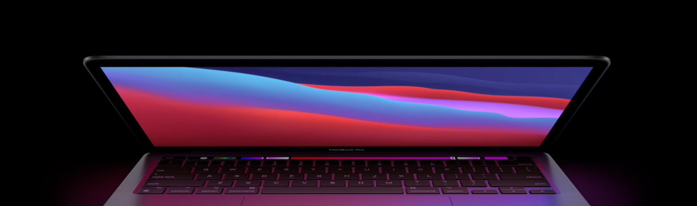 Ноутбук Apple MacBook Pro 13 Late 2020 — купить по выгодной цене на  Яндекс.Маркете
