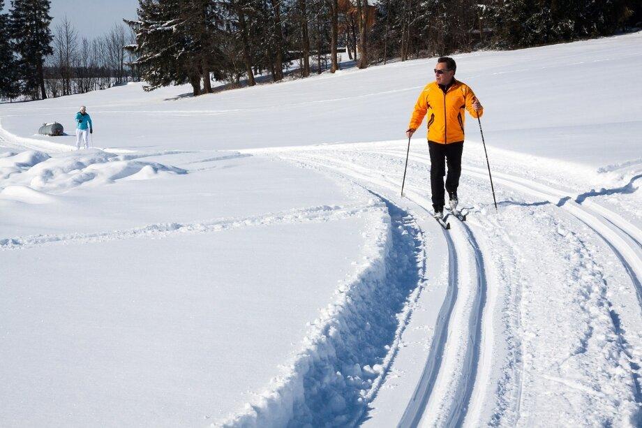 снижает ли вес катание на лыжах