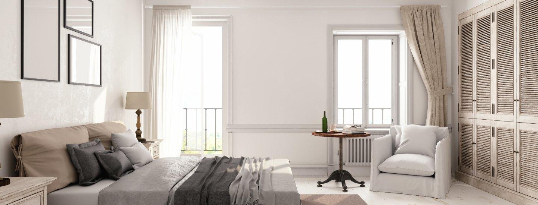 Совет эксперта про выбор штор для спален