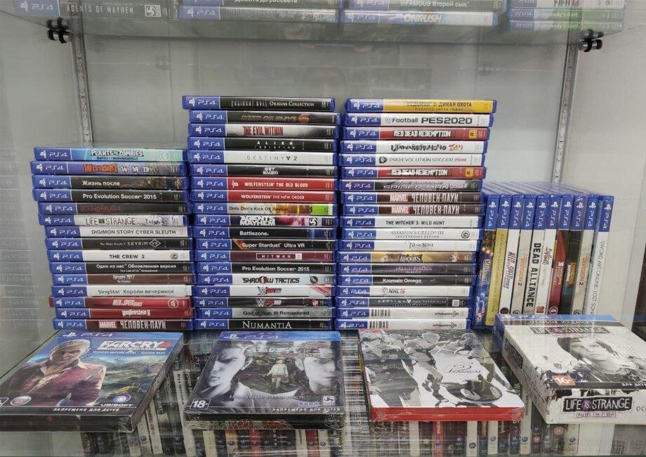 Количество игр наPlaystation 4 превышает пять сотен. Среди этих игр можно найти те, которые придутся повкусу детям ивзрослым разных возрастов