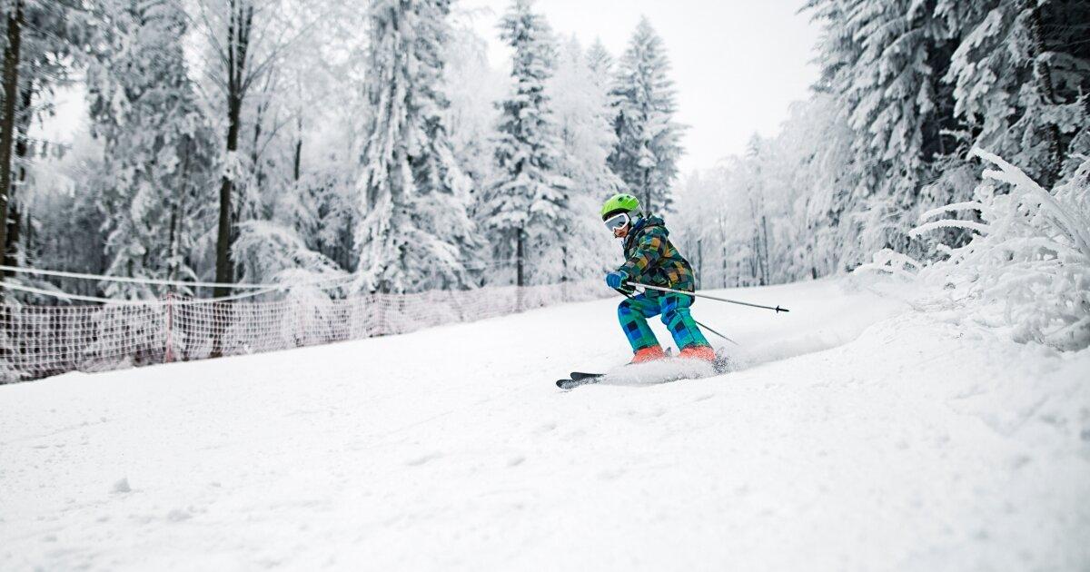 Как выбрать лыжи для ребёнка — статья на Яндекс.Маркете 1cf3c3d2d00