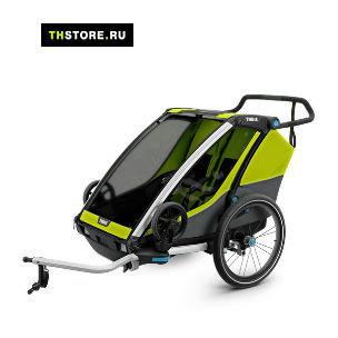 Мультиспортивная коляска Thule Chariot Cab для 2 детей