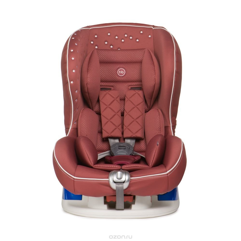 Happy Baby Автокресло Taurus V2 Bordo до 18 кг